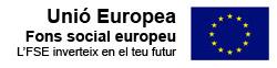 Unió Europea. Fons social europeu.